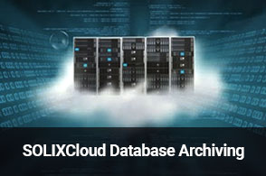 SOLIXCloud Database Archiving