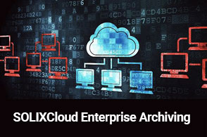 SOLIXCloud Enterprise Archiving